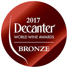 decanter gold medal